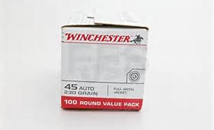 WINCHESTER Ammunition USA45AVP