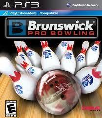 SONY Sony PS3 Game BRUNSWICK PRO BOWLING