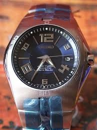 SEIKO Gent's Wristwatch KINETIC ARCTURA