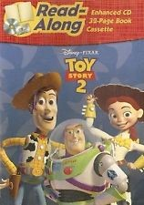 TOY STORY 2 READ ALONG CD