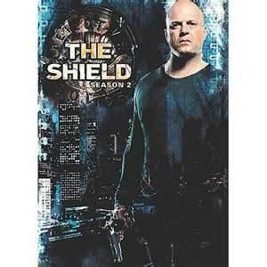 DVD BOX SET DVD THE SHIELD SEASON 2
