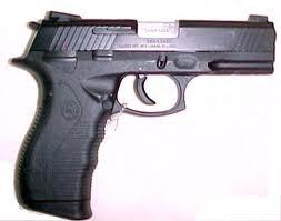 TAURUS Pistol PT 840