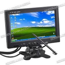 TFT Car Video LCD MONITOR