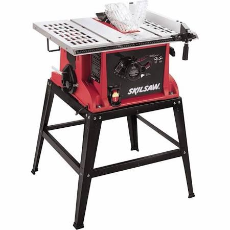 SKIL Table Saw 3310 TABLE SAW WITH STAND