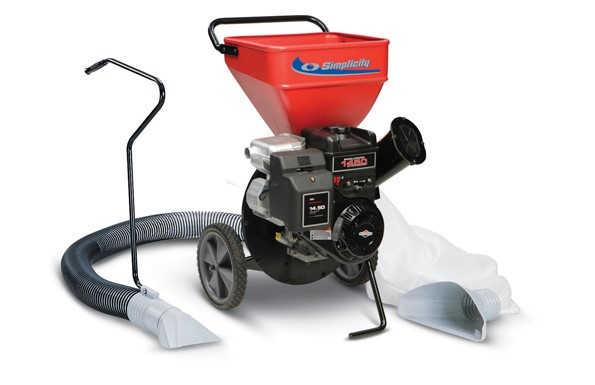 SIMPLICITY Miscellaneous Lawn Tool CHIPPER/SHREDDER