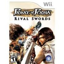 NINTENDO Nintendo Wii Game PRINCE OF PERSIA RIVAL SWORDS