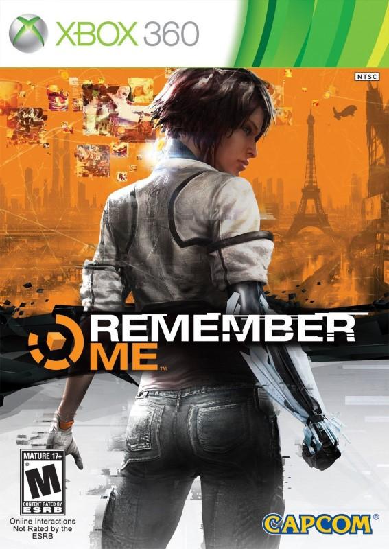 MICROSOFT Microsoft XBOX 360 Game REMEMBER ME