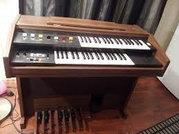 YAMAHA Piano/Organ ELECTONE BK-2