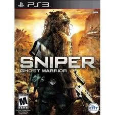 SONY Sony PlayStation 3 SNIPER GHOST WARRIOR