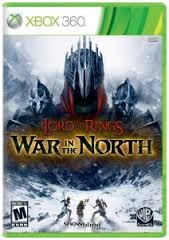 MICROSOFT Microsoft XBOX 360 THE LORD OF THE RINGS WAR IN THE NORTH