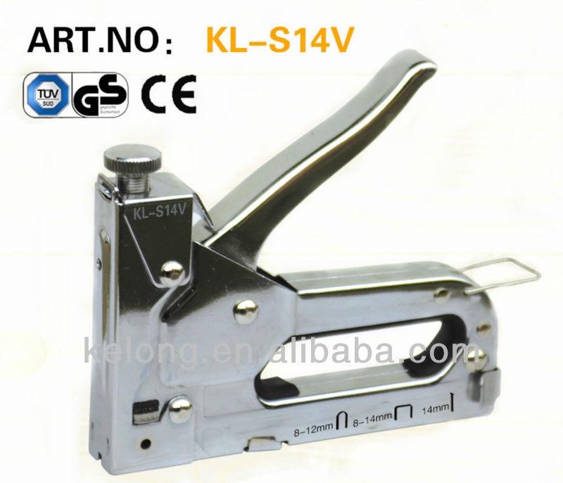 TUV Hand Tool GS 3 WAY STAPLE GUN