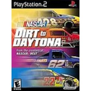 SONY Sony PlayStation 2 Game NASCAR DIRT TO DAYTONA