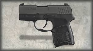 SIG SAUER Pistol 290RS-9-BSS