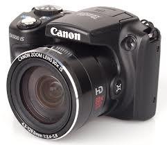 CANON Digital Camera POWERSHOT SX500 IS