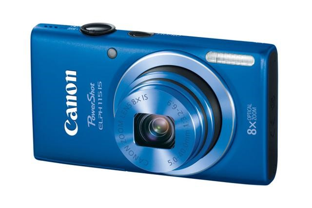 CANON Digital Camera POWERSHOT ELPH 115IS