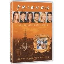 DVD BOX SET DVD FRIENDS SEASON 9