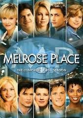 DVD BOX SET DVD MELROSE PLACE THE COMPLETE FIRST SEASON