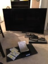 SAMSUNG Flat Panel Television UN55JU6400FXZA