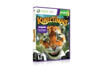 MICROSOFT Microsoft XBOX 360 Game KINECTIMALS