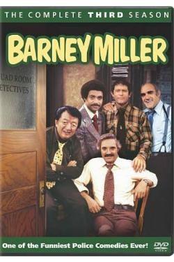 DVD BOX SET DVD BARNEY MILLER THE COMPLETE THIRD SEASON