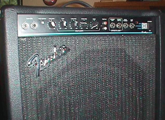 FENDER Electric Guitar Amp BXR 60 BASS COMBO