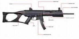 TAURUS Rifle CT9