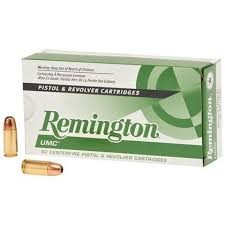 REMINGTON ARMS Ammunition 9MM 115 GR JHP