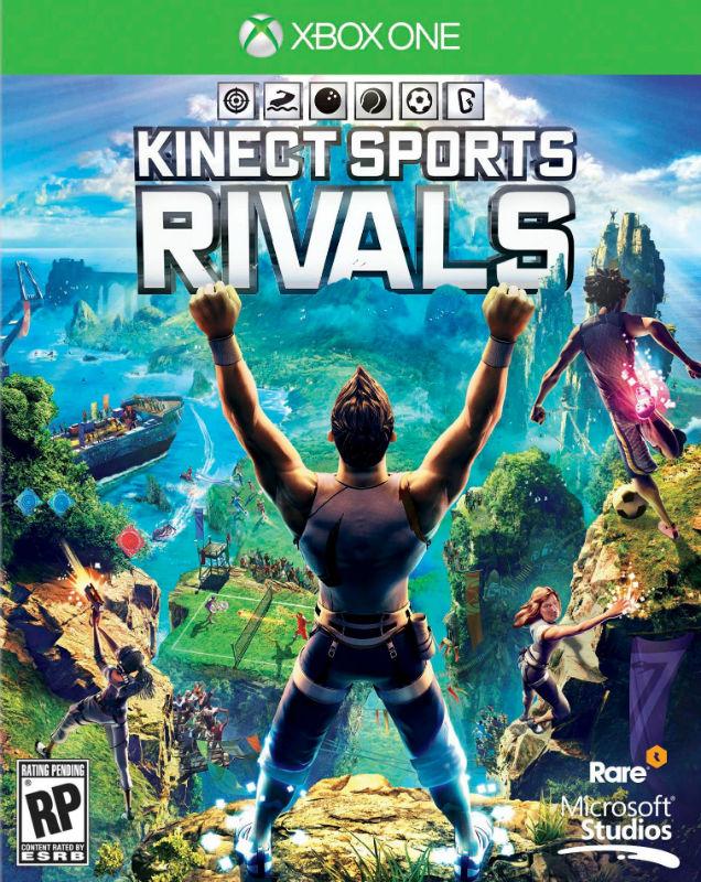 MICROSOFT Microsoft XBOX One Game RIVALS - XBOX ONE