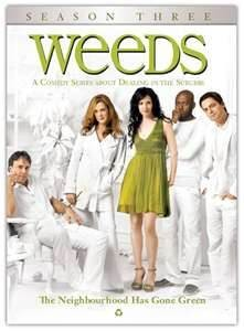 DVD BOX SET DVD WEEDS SEASON 3