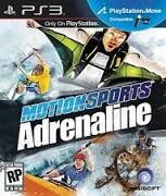 SONY Sony PlayStation 3 Game MOTIONSPORTS ADRENALINE