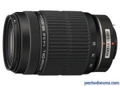 PENTAX Lens/Filter 55-300MM DAL LENS
