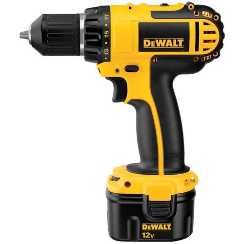 DEWALT Cordless Drill DC742