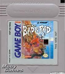 NINTENDO GAMEBOY SKATE OR DIE-BAD N RAD, CARTRIDGE ONLY
