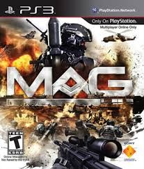 SONY Sony PlayStation 3 Game PS3 MAG