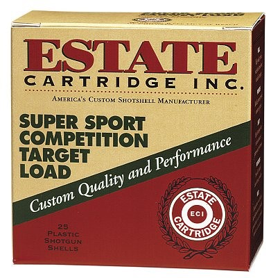 ESTATE CARTRIDGE - ESI Ammunition 20 GAUGE 2 3/4 8 SHOT
