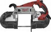 Milwaukee Deep Cut Band Saw AC with Case 6232-21