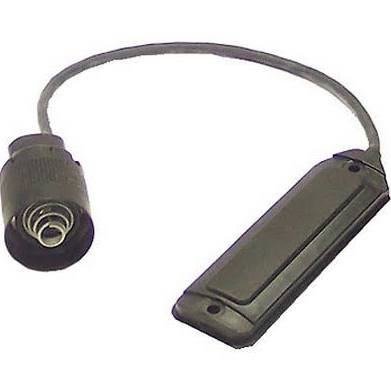 """STREAMLIGHT Accessories TACTICAL LIGHT REMOTE SWITCH WITH 8"""" CORD"""