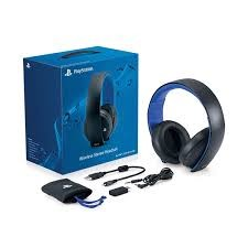 SONY GOLD GAMING HEADPHONES CECHYA-0083