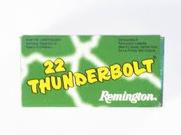 REMINGTON FIREARMS & AMMUNITION Ammunition TB22A