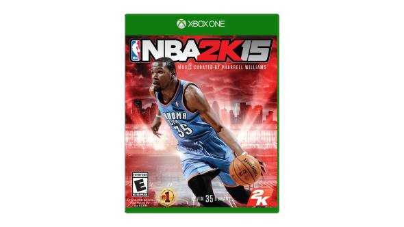 MICROSOFT Microsoft XBOX One Game NBA 2K15 - XBOX ONE