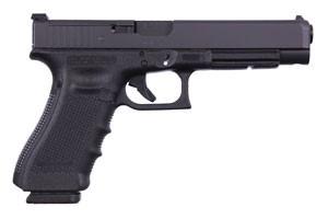 GLOCK Pistol 35 GEN 4 MOS
