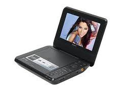 SONY Portable DVD Player DVP-FX780 PORTABLE DVD PLAYER