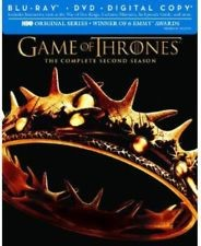 BLU-RAY MOVIE Blu-Ray GAME OF THRONES SEASON 2