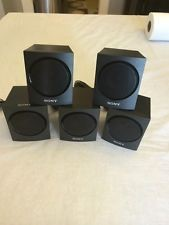 SONY Surround Sound Speakers & System SS-CT102