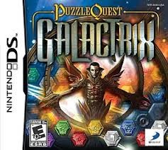 NINTENDO Nintendo DS Game PUZZLE QUEST GALACTRIX