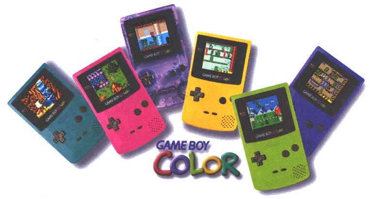 NINTENDO Game Boy GAMEBOY COLOR - CGB-001 - HANDHELD