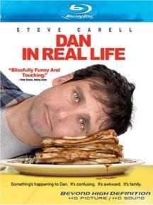 BLU-RAY MOVIE Blu-Ray DAN IN REAL LIFE