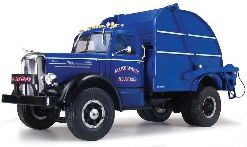 ALLIED WASTE SERVICES Classic Toy MACK L