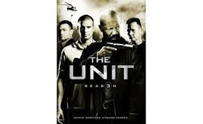 DVD BOX SET DVD THE UNIT SEASON 3