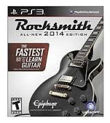 SONY PlayStation 3 Game ROCKSMITH